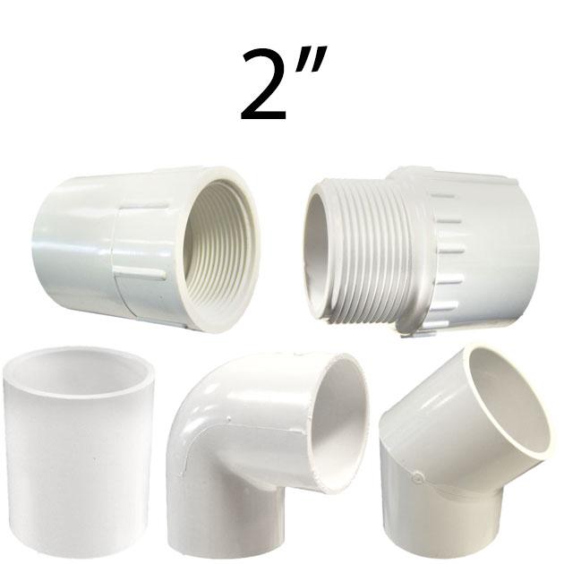 2in. Plumbing Fittings