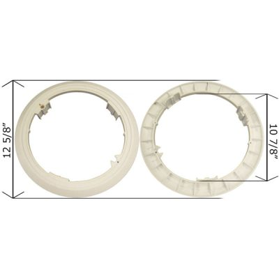 Adaptable Light Plastic Ring Aladdin 500P