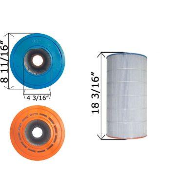 Cartridge Filter Sta-Rite 70TX 70GPM-TX 70TXR UHD-SR70
