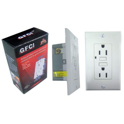Swimming Pool Light Circuit Interrupter Ground Fault GFCI