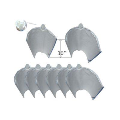 Jandy DEV DEL 60 Filter Grid Set R0442600 FS-2005
