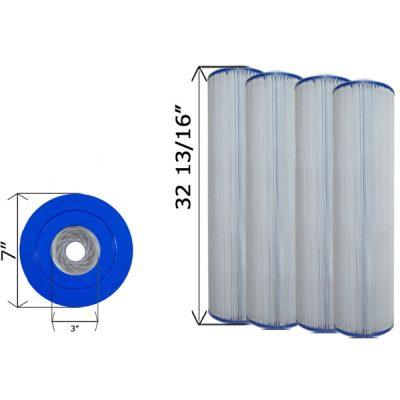 Cartridge Filter Hayward CX1260RE C-7495 C-7494 - 4 Pack