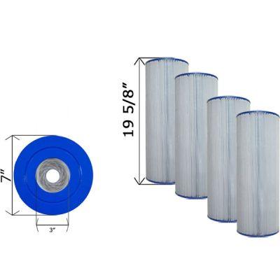 Cartridge Filter Hayward SwimClear C3025 C-7483 - 4 Pack