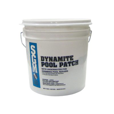SGM 9 lb. Dynamite Pool Underwater Patch PLBPP49