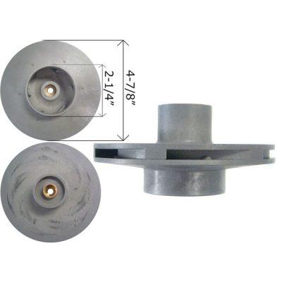 Waterway 1.5 HP High Pressure Impeller SVL56 310-7430