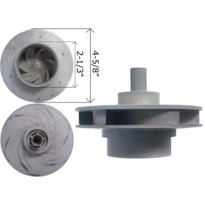 Waterway 4 HP Impeller Executive 56-Frame Pump 310-4190