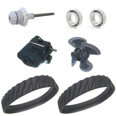 Baracuda MX6 Tune Up Kit R0525100 R0526100 R0527000 R0524700 R0524900