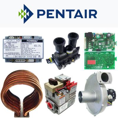 Pentair Sta-Rite MiniMax Heater Parts