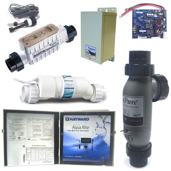 Salt Systems & Parts