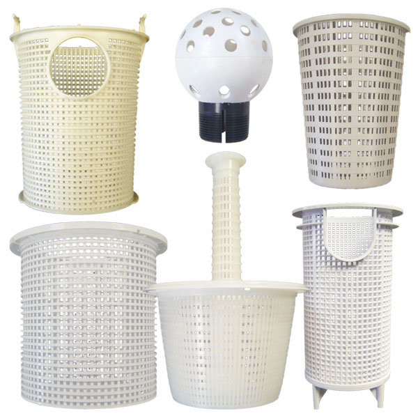 Pump & Skimmer Baskets